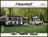 2017 Flagstaff camping trailers factory brochure