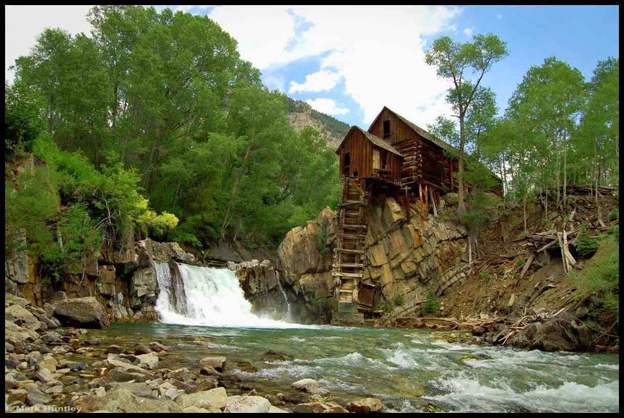 Image Gallery old mill crystal colorado