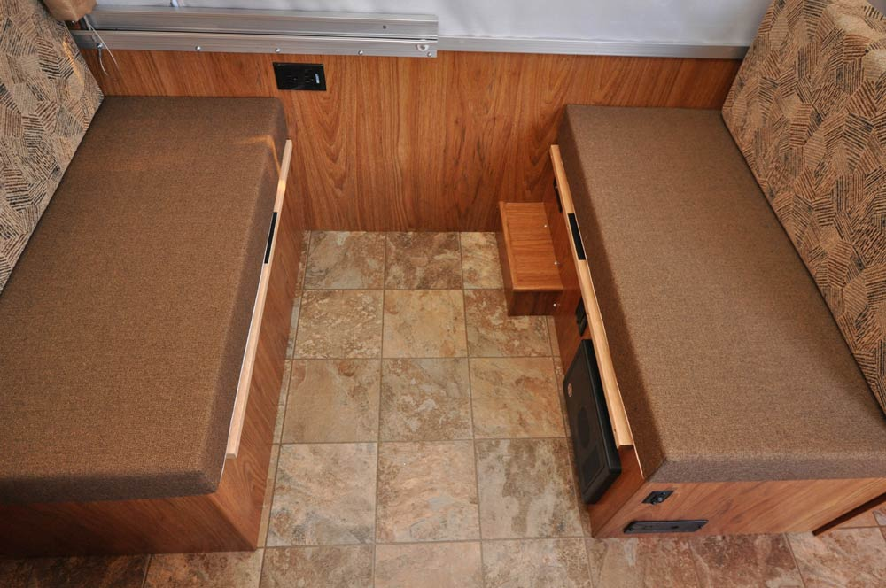 Rv Dinette Seat Covers - Velcromag