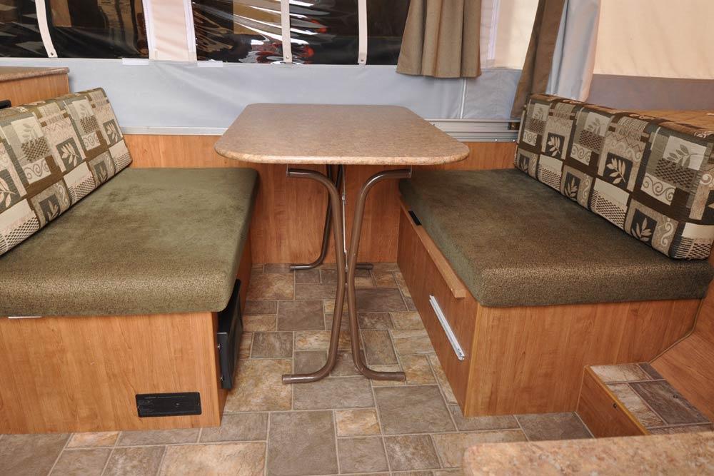 Rv Dinette Table Mechanism