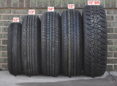 Flagstaff camper tire tread comparison