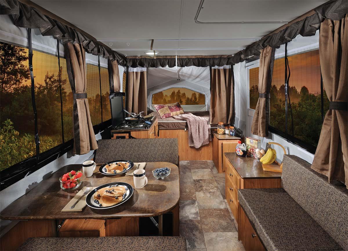 flagstaff 206st camping trailer