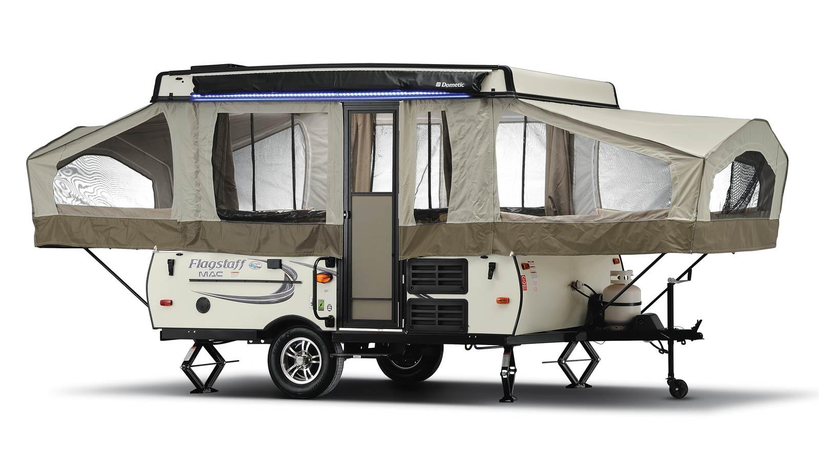Flagstaff 207 Camping Trailer Roberts Sales Denver