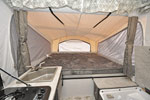 2021 Flagstaff 228D with shower camper-King bed