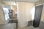 2021 Flagstaff 228D with shower privacy curtains
