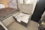 2021 Flagstaff 228D with shower cassette toilet/shower area