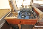 Early Model 2016 Flagstaff 625D sink and stove
