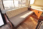 Early Model 2016 Flagstaff 625D sofa