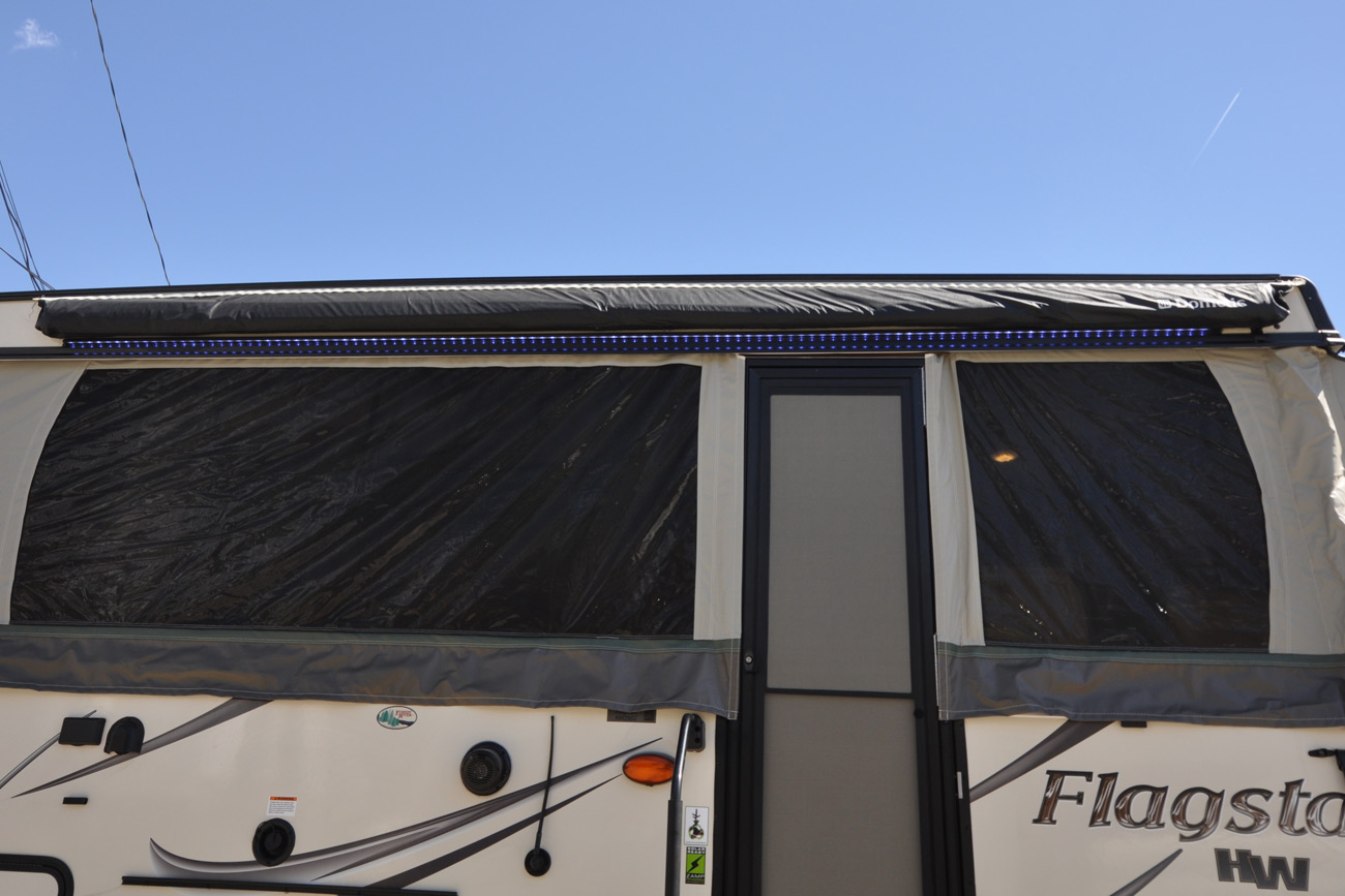 Options & Accessories for Flagstaff Pop-up Trailers   Roberts Sales