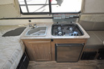 Early Model 2018 Flagstaff T12BH galley
