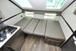 2017 Flagstaff T12RBSSE dinette as a bed