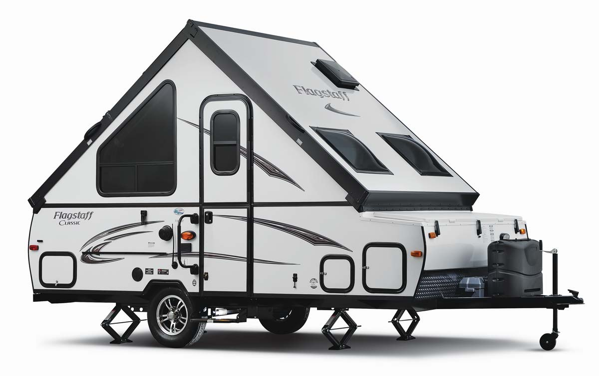Flagstaff T12RBST Camping Trailer | Roberts Sales - Denver, Colorado