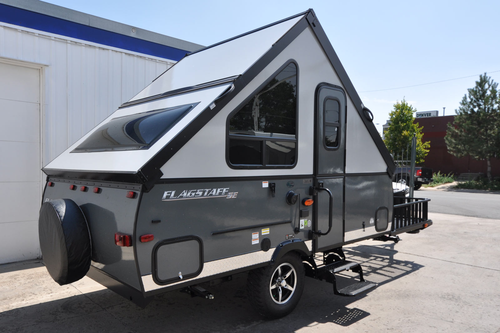 Flagstaff T12rbthse Camping Trailer Roberts Sales