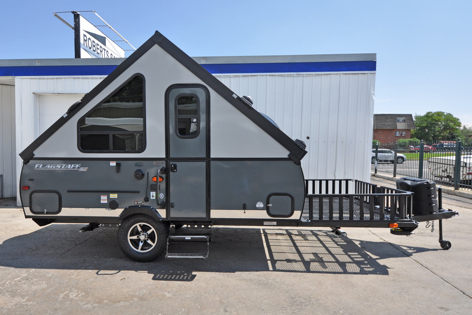Flagstaff T12rbthse Camping Trailer Roberts Sales