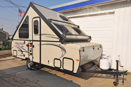 Early Model 2018 Flagstaff T19QBHW