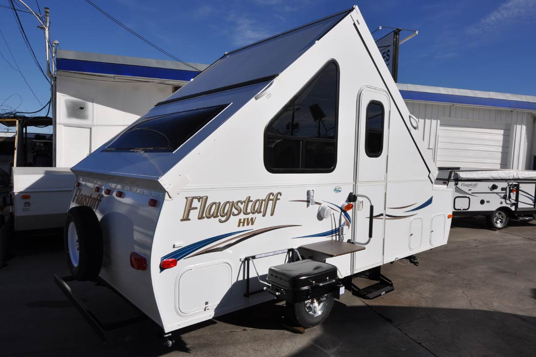 12 Volt Fridge >> Flagstaff T19SCHW Camping Trailer   Roberts Sales - Denver ...