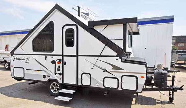 2019 Flagstaff T21TBHW exterior