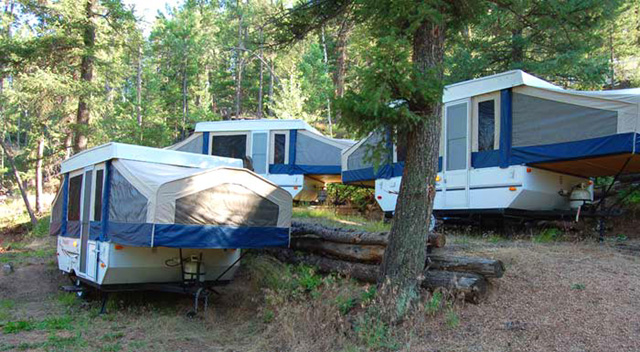 Luxury Colorado Camper Rental