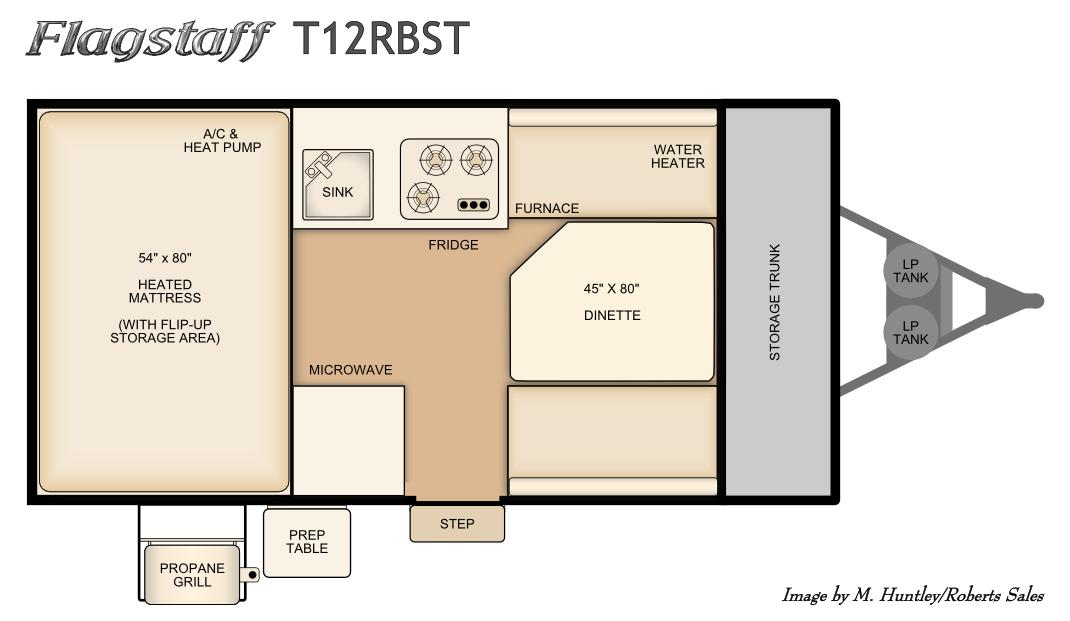 Flagstaff T Series Roberts Sales Denver Colorado