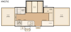 Flagstaff HW27SC floorplan thumb