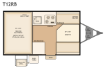 Flagstaff T12RB floorplan
