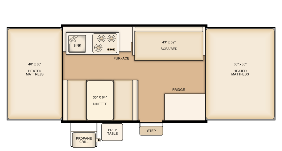 Flagstaff 207 floorplan