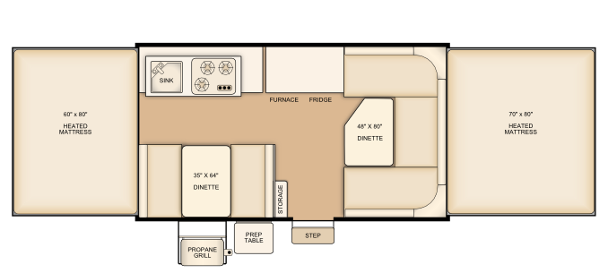 Flagstaff 227 floorplan
