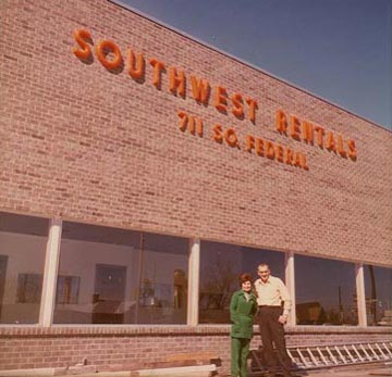 New location for Southwest Rentals