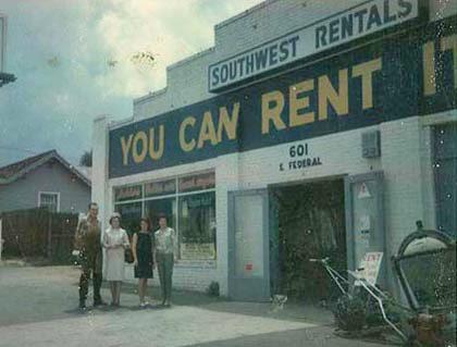 Roberts Sales History | Roberts Sales - Denver, Colorado