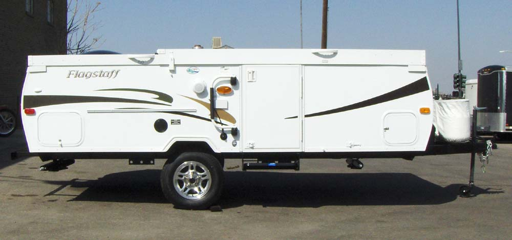 Raise Frame for Flagstaff Camping Trailers | Roberts Sales - Denver ...