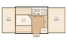 Rental 176 Floorplan