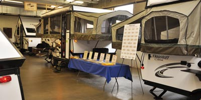 2015 Colorado RV, Sports, Boat & Travel Show, Roberts Sales